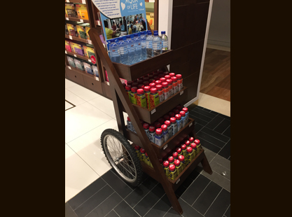 Merchandise Trolley/Crate