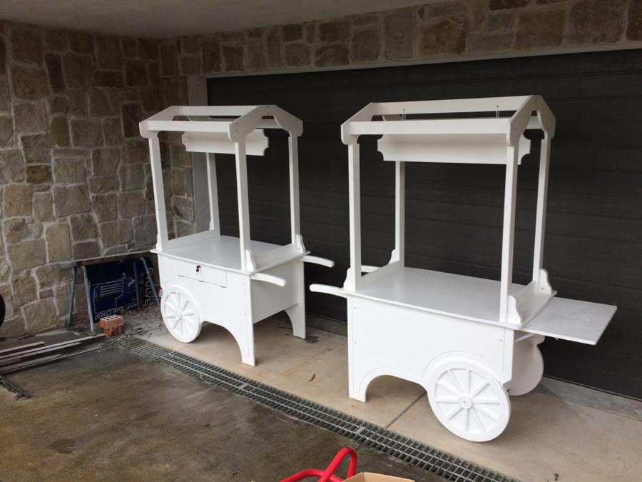 Merchandising Carts Australia