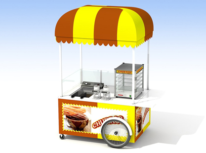 CHURROS CART