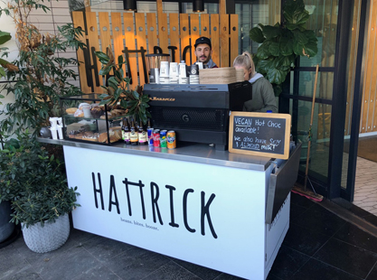 Hattrick Coffee Bar