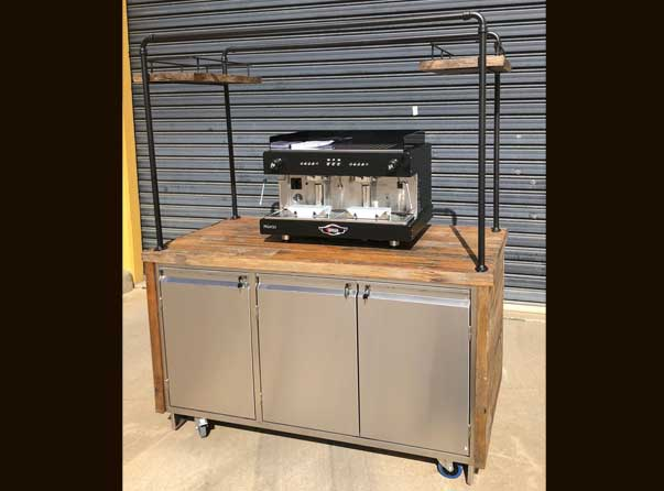 Coffee Trolley/The Roaster Guy
