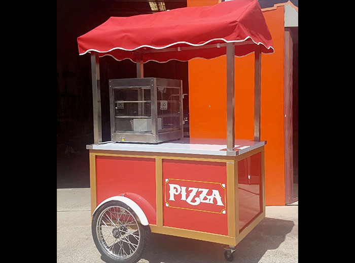 Pizza Food Cart
