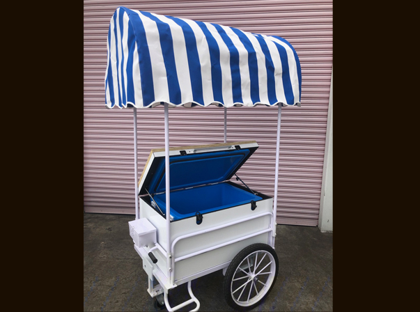 Insulated Trolley $3500 + GST