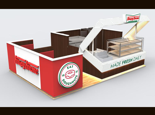 Krispy Kreme's Concept's
