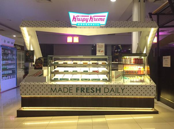 Krispy Kreme's KL