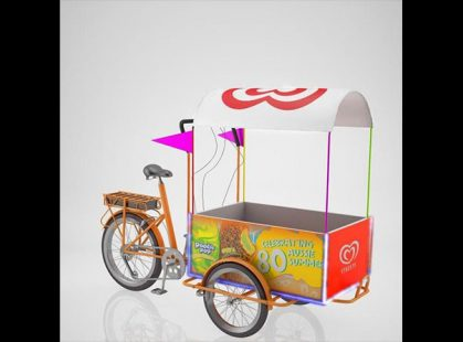 Concept Designs Beach Bike
