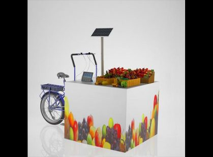 Concept Designs Fruit Stall Bike