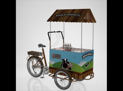 Concept Designs Ice Cream Bike