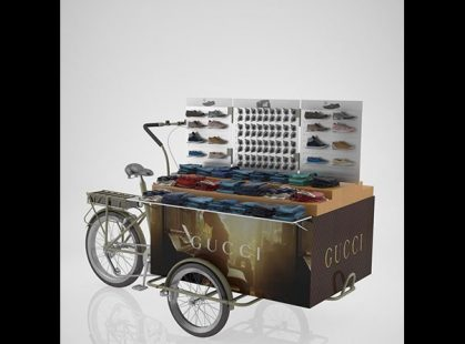 Concept Designs Merchandise Bike