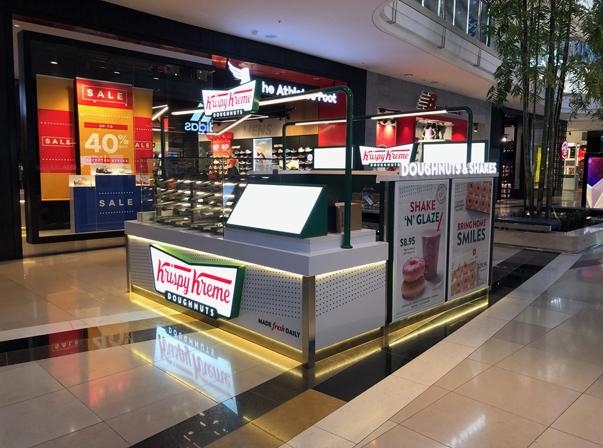 Krispy Kreme's Chadstone Shopping Centre