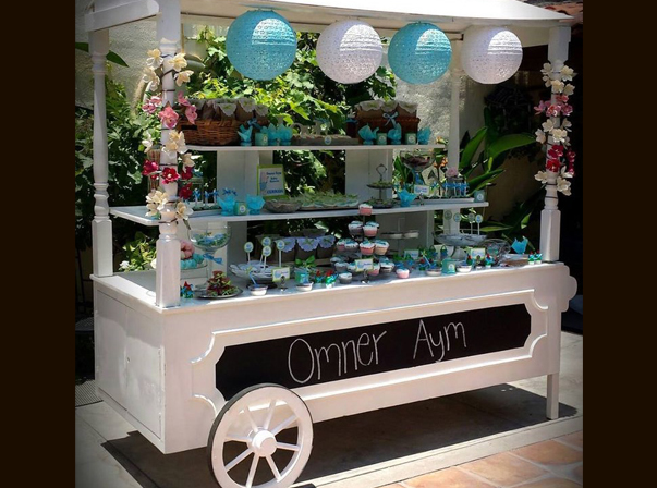 Candy Cart Model C