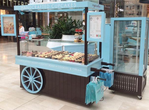 Food/Cake Cart