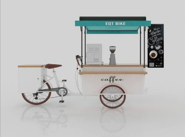 JX Coffee Bike EQT Bike
