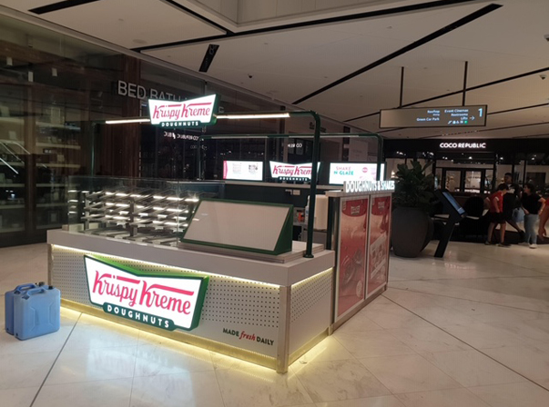 Krispy Kreme/New Market New Zealand