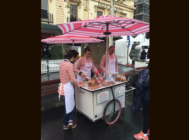 Peanut Cart