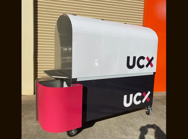 Uni Canberra/Medium Coffee Cart