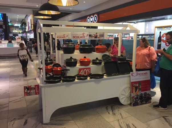 Merchandise Cart 2400/Shopping Centre