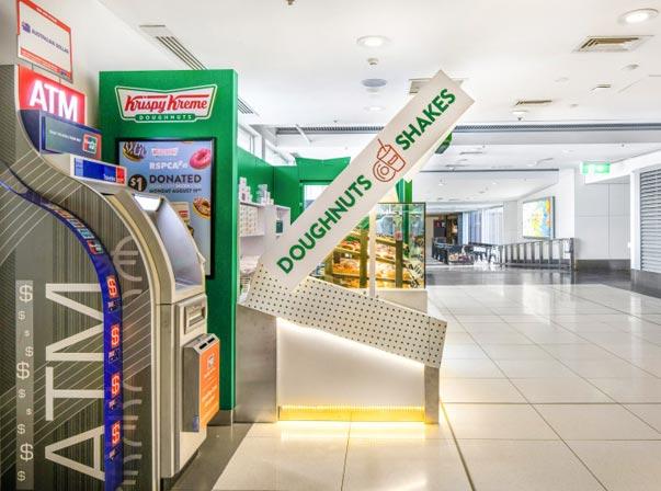 "KRISPY KREME""S Melbourne Airport"