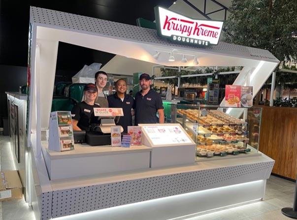 Krispy Kream's Mt Druitt