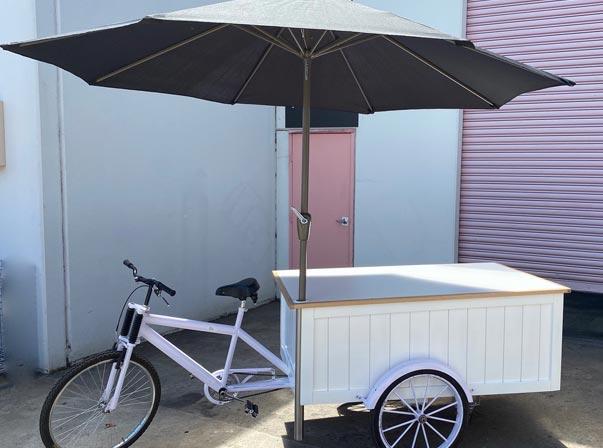 Hamptons Rear End Bike $3800