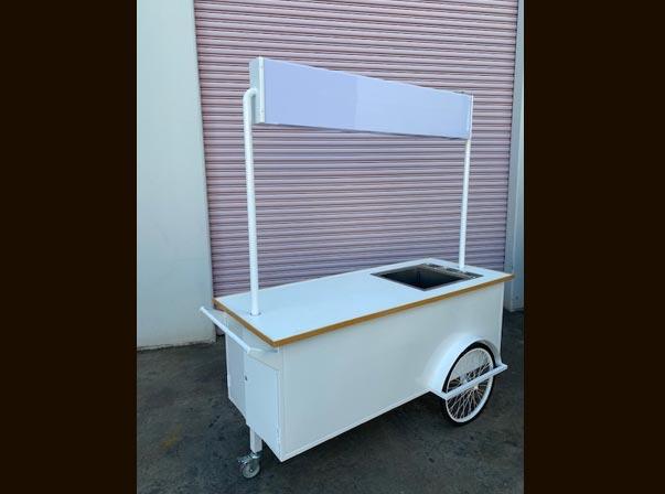 Beverage /Ice Well /Light Box Canopy 2000mm